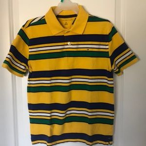 Tommy Hilfiger Stripped Polo Shirt for Boys